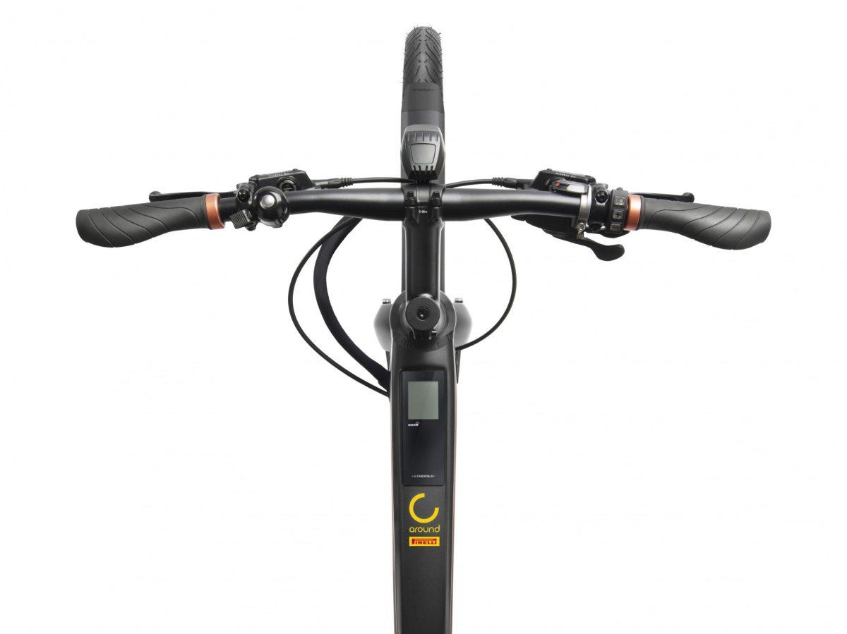 bike in St. Moritz