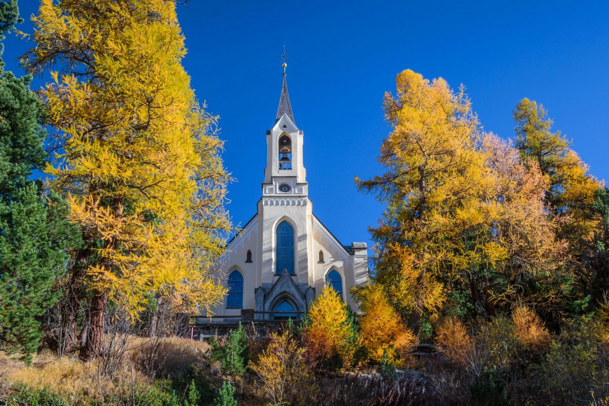 Au Bois Church St. Moritz