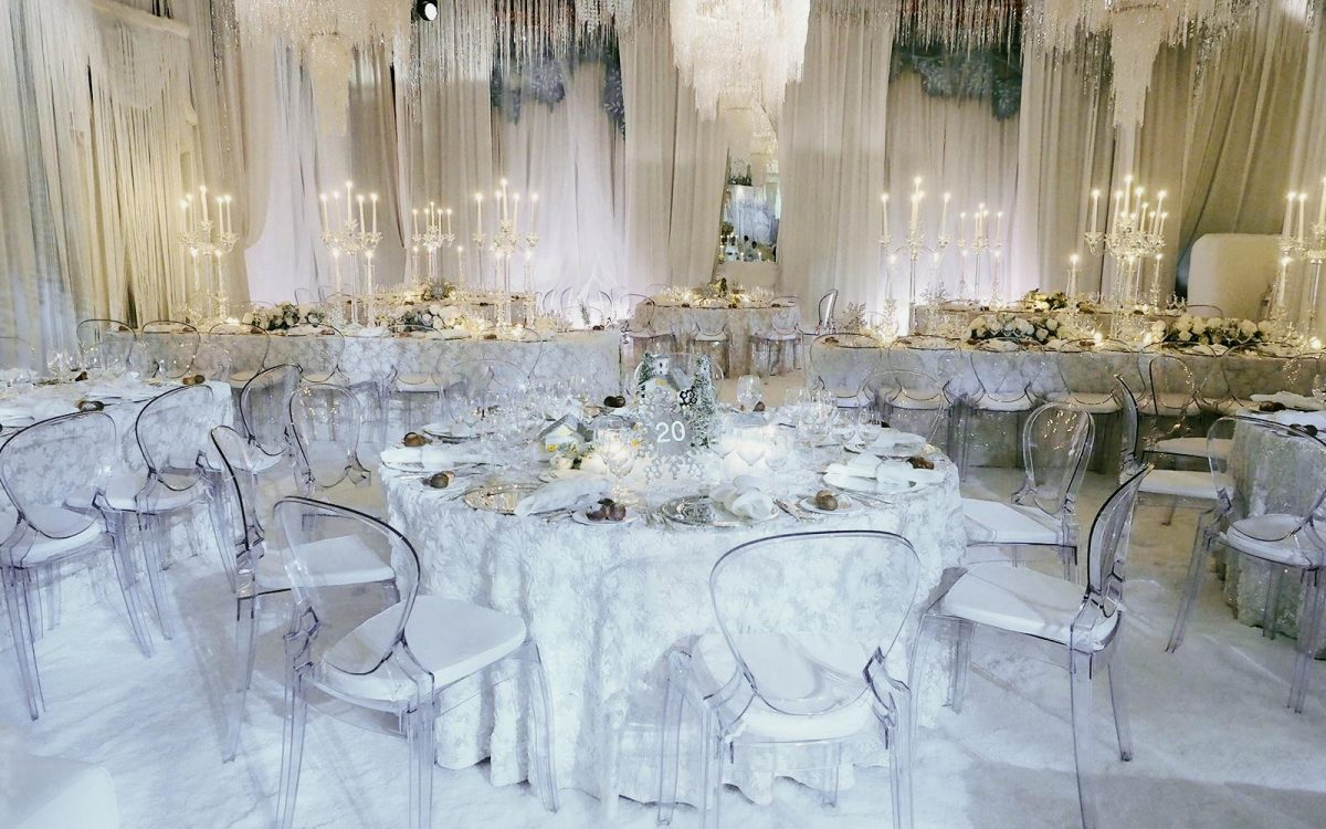 Events at Badrutt's Palace Hotel