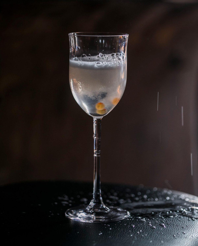 Ikura cocktail