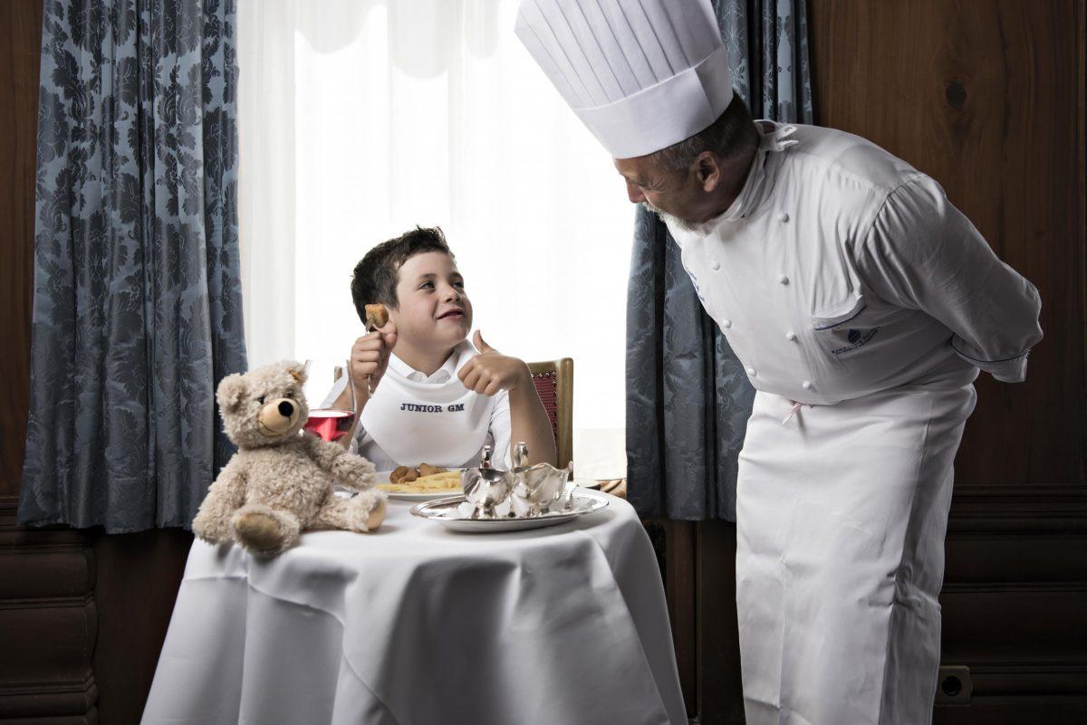 Kids Club at Badrutt's Palace Hotel