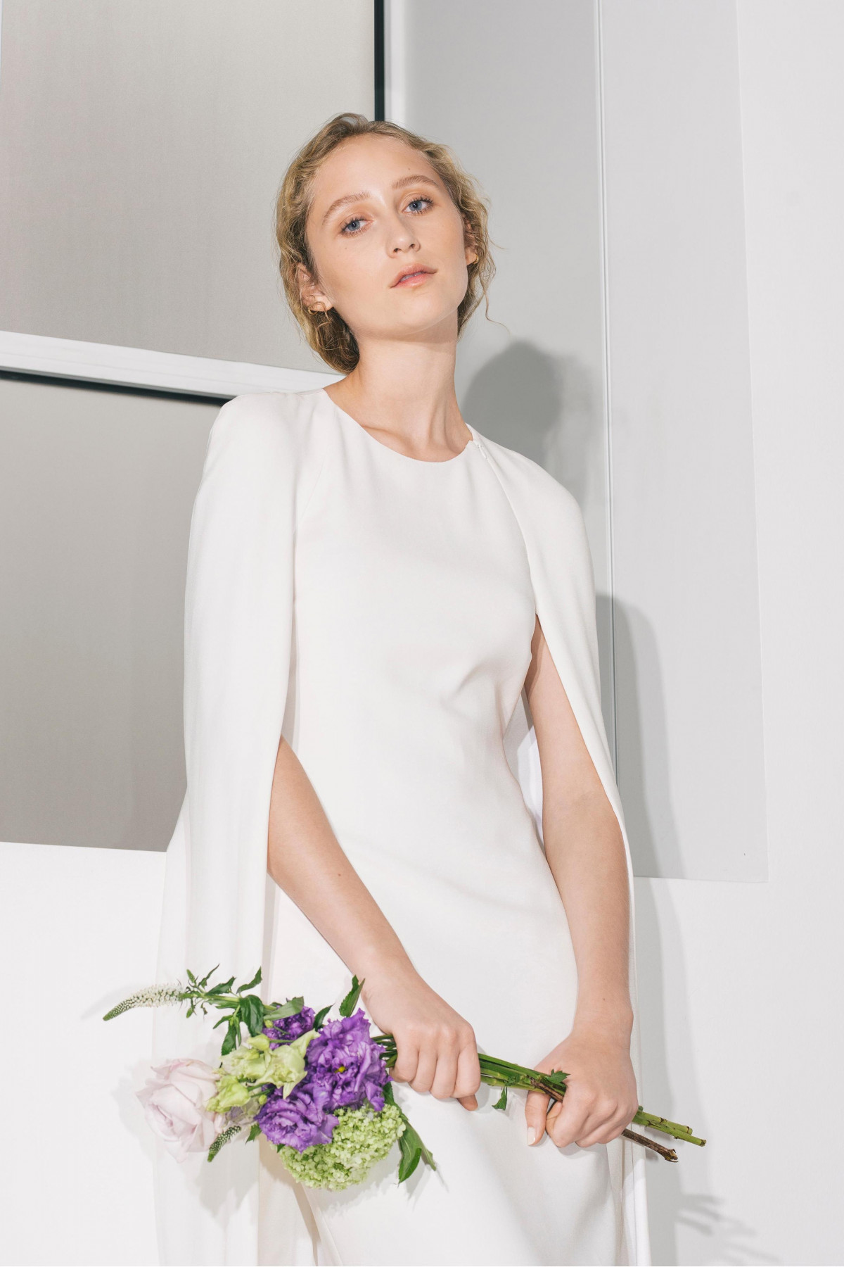 Sustainable wedding dress Stella McCartney