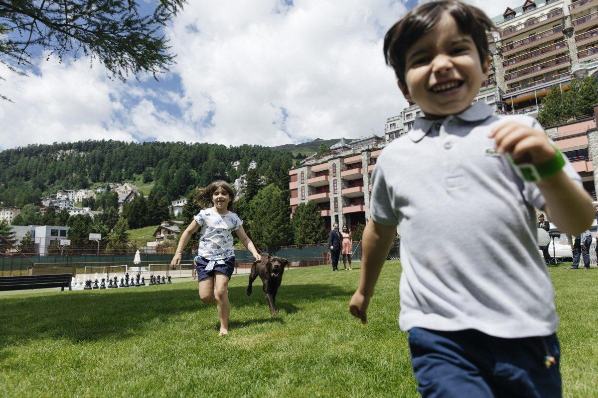 Badrutt's Palace Hotel Kids' Club Palazzino