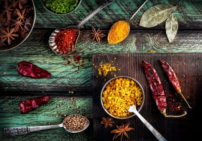 Food and spices