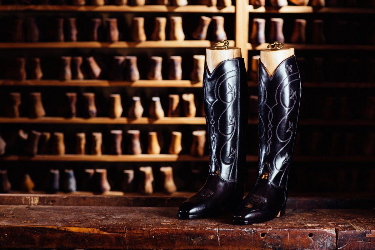 Polo boots from Casa Fagliano