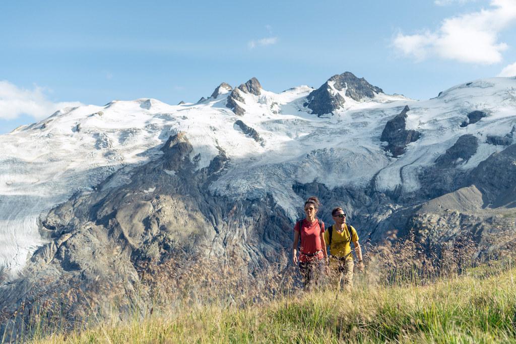 Hiking in St. Moritz