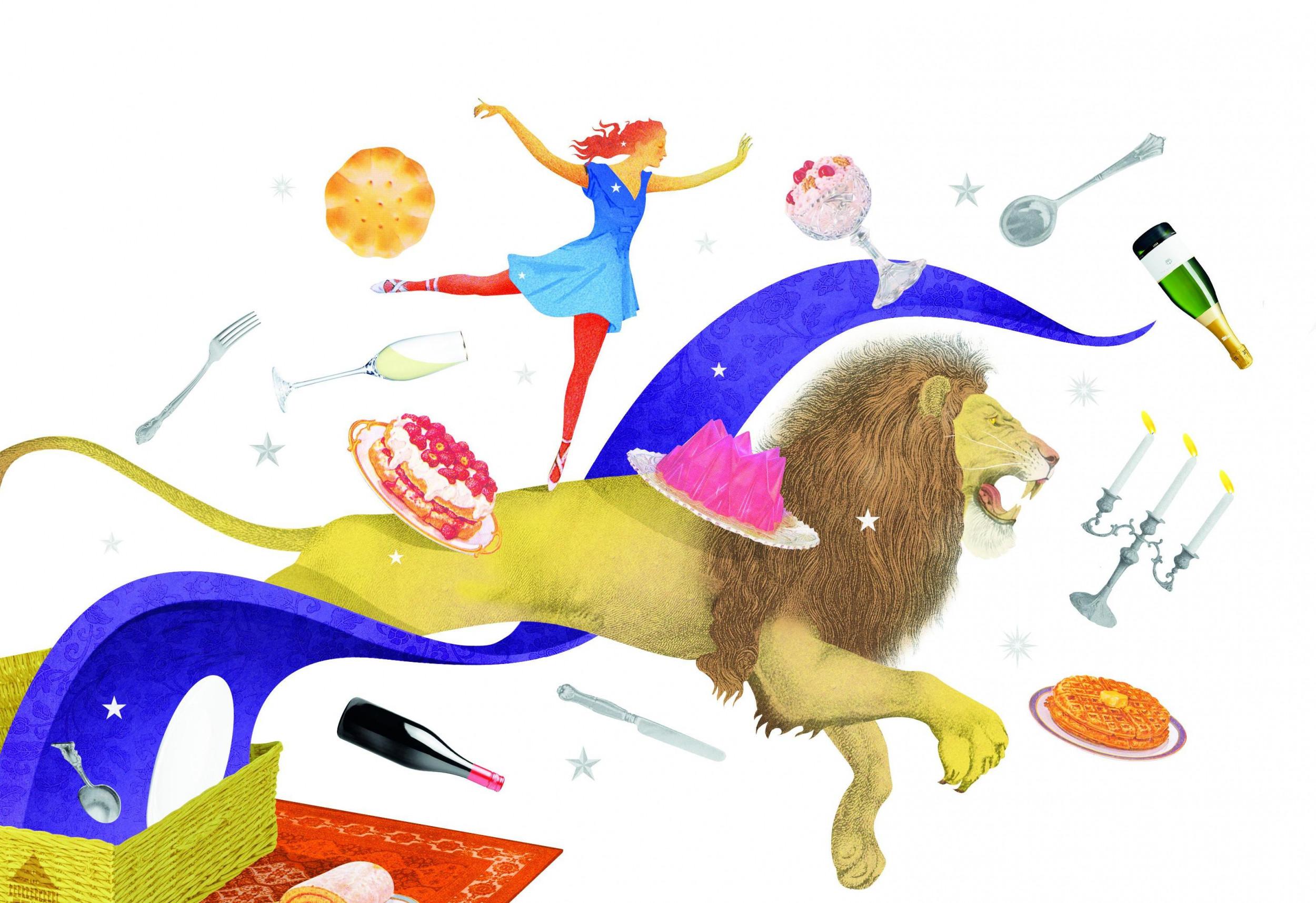 Illustration party