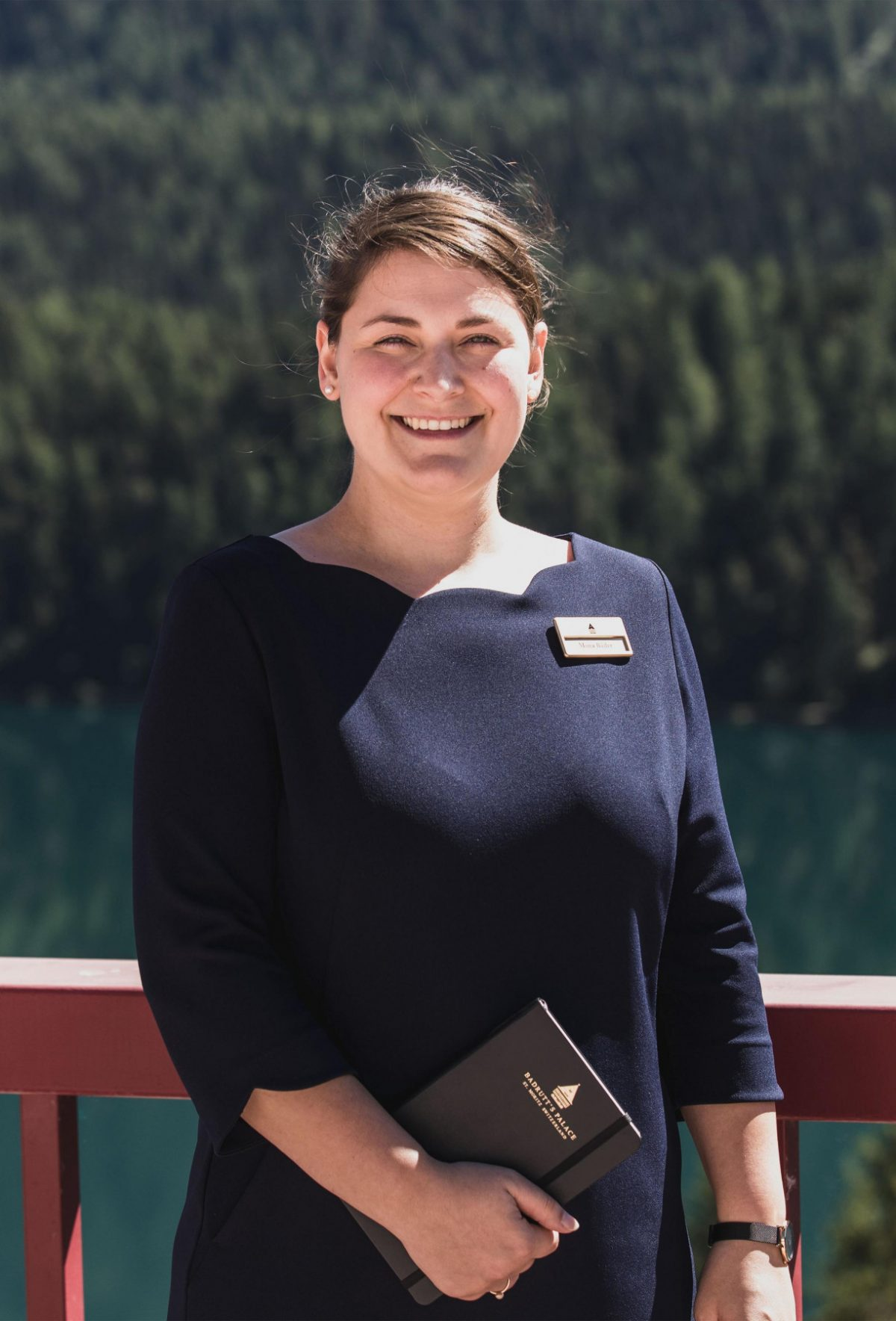 Mona Bäder Event Executive at Badrutt's Palace Hotel in St. Moritz