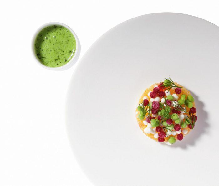 Michelin star dessert
