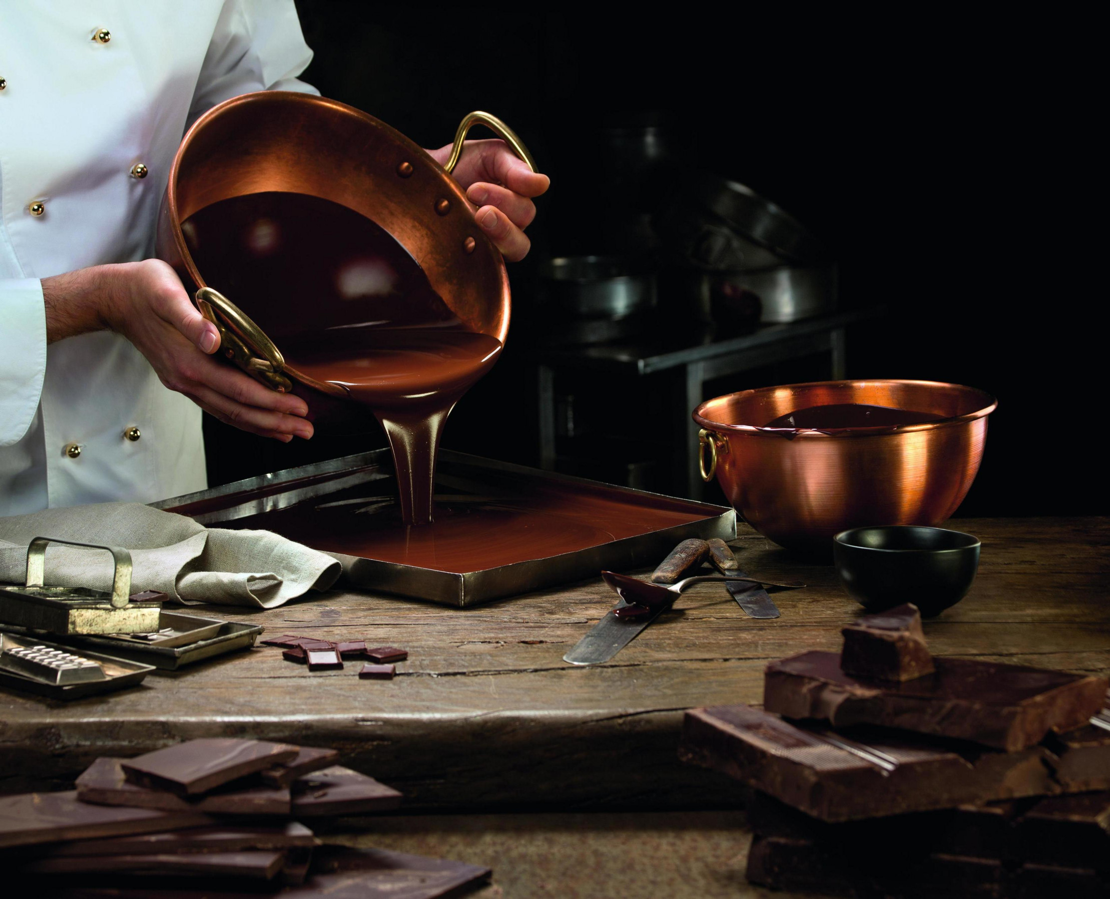 The sweet secrets of master chocolatiers