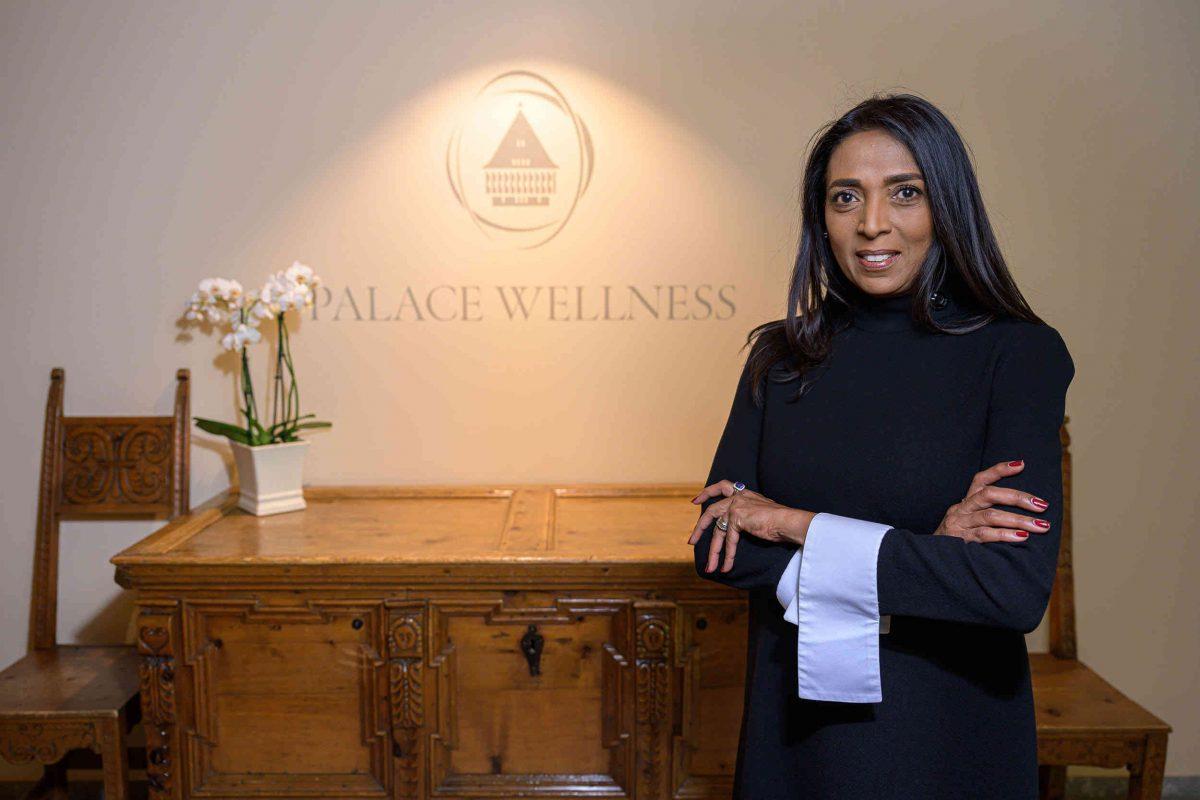 Martha Wiedemann at Palace Wellness