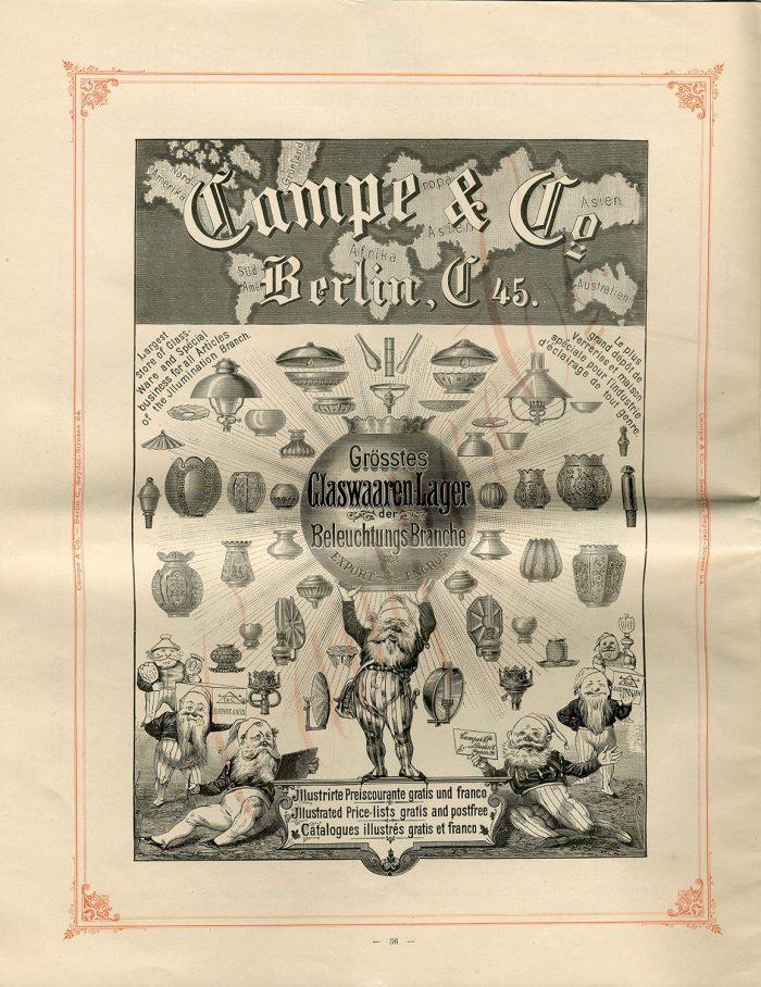 Camp & Co. catalogue