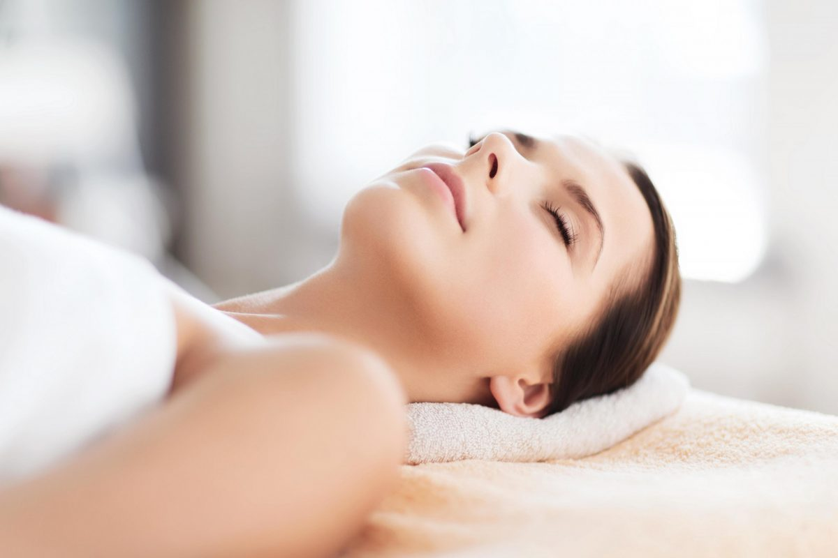 Palace Wellness offers many treatments to promote the calm state of mind that is perfect for sleep