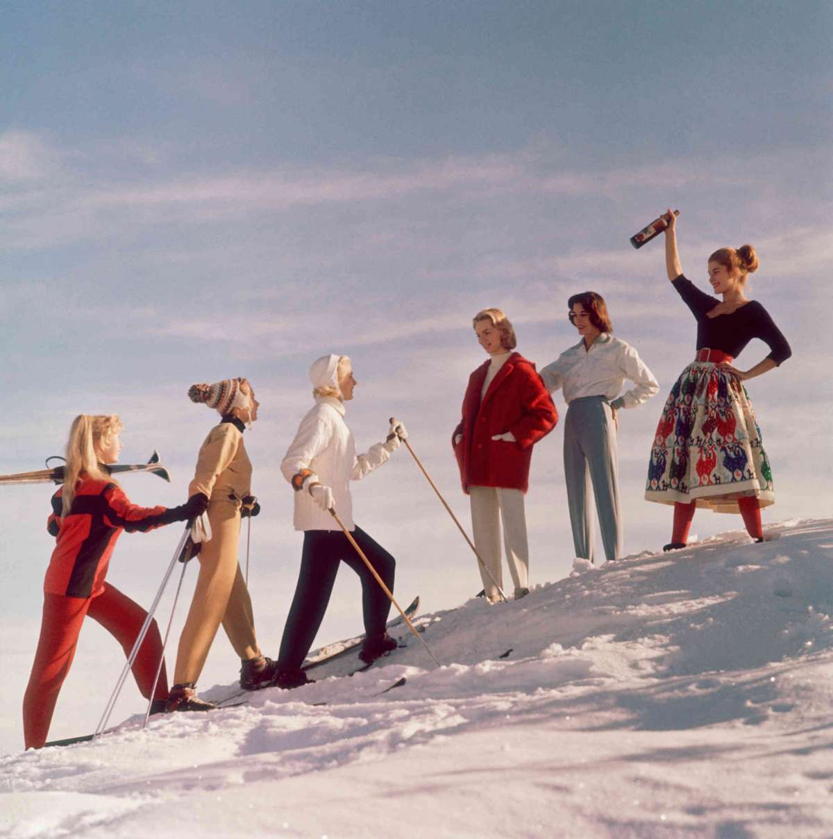 Fashion in the Alps